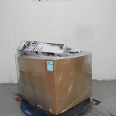 Pallet - 38 Pcs - Vacuums, Accessories, Other, Vehicles, Trains & RC - Tested NOT WORKING - Blackweb, Shark, Hyper Tough, Dyson