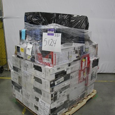 Pallet – 48 Pcs – Heaters – Customer Returns – Mainstay's, Honeywell