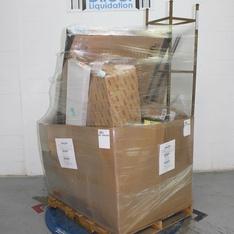 Pallet - 9 Pcs - Automotive Accessories, Automotive Parts - Damaged / Missing Parts - Crosley Furniture, Safco, UVS100 Heat Shield, TYC PRODUCTS