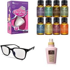 100 Pcs - Health & Beauty - New Damaged Box, Open Box Like New, Like New, Used - Retail Ready - Health expert, Sun Nowa, ArtNaturals, Tea42