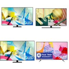 48 Pcs – LED/LCD TVs – Refurbished (GRADE A, GRADE B) – Samsung