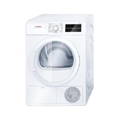 Lowes - Pallet - Bosch WTG86400U 4 Cu. Ft. Electric Dryer with Ventless Condensation - New (Scratch & Dent)