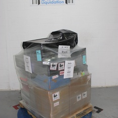 3 Pallets – 192 Pcs – Other, Accessories, Hardware, Portable Speakers – Customer Returns – Onn, Select Surfaces, One For All, BLACK & DECKER