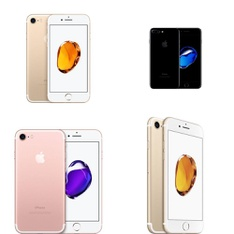 50 Pcs - Apple iPhone 7 - Refurbished (GRADE A - Unlocked) - Models: MN8N2LL/A, MN8V2LL/A, MN8Q2LL/A, MN8U2LL/A