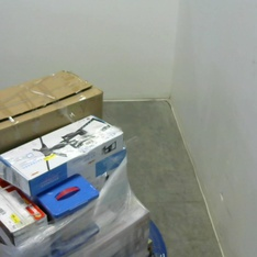 Pallet - 77 Pcs - Batteries, Office Supplies, Lamps, Parts & Accessories, Arts & Crafts - Customer Returns - ENERGIZER, Sharpie, OmniMount, Cra-Z-Art