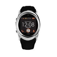 11 Pcs - BURG WP12102 Smart Watch Phone (Color : Black) - Refurbished (GRADE B) - Smartwatches