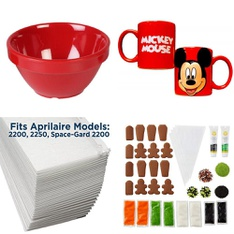 150 Pcs – Kitchen & Dining – Like New, Open Box Like New, Used, New Damaged Box – Retail Ready – Excellante, Aprilaire, Wilton, Disney
