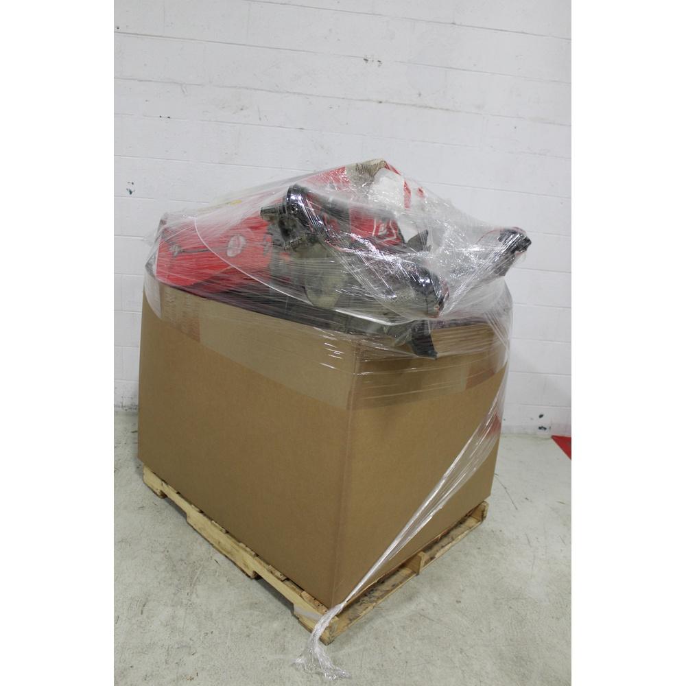 Pallet - 28 Pcs - Power Tools, Trimmers & Edgers - Damaged / Missing Parts  - Kobalt, Troy-Bilt, GreenWorks Pro, MTD Products