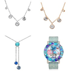 Pallet - 1124 Pcs - Necklaces, Earrings, Watches (NOT Wearable Tech), Bracelets - Customer Returns - Believe by Brilliance, Brilliance, Pikmi Pops, Time And Tru