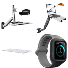 81 Pcs - Electronics Accessories - Customer Returns - Mount-It, Apple Computer (Direct), Brother, OtterBox