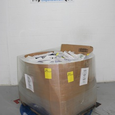 CLEARANCE! Pallet - 400 Pcs - Office Supplies, Calendars, Decor - Customer Returns - Pacon, Hallmark, Crayola, NobleWorks