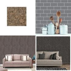 100 Pcs - Home Improvement - New - Retail Ready - 3dRose, MSI, Devine Color, Small Parts