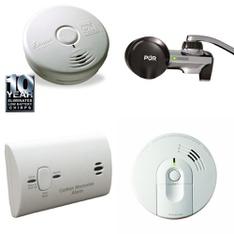 3 Pallets - 479 Pcs - Hardware, Smoke Alarms & CO Detectors, Kitchen & Dining, Humidifiers / De-Humidifiers - Customer Returns - Kidde, Brinks, Hyper Tough, PUR