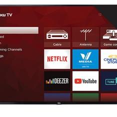 10 Pcs – LED/LCD TVs (58″ – 65″) – Refurbished (GRADE A, GRADE B) – TCL