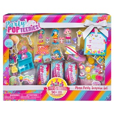 40 Pcs - Toys - New - Retail Ready - Party Popteenies