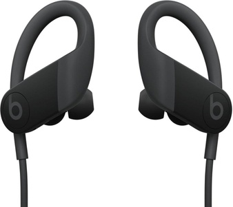 25 Pcs – Beats by Dr. Dre Powerbeats High-Performance Wireless Black In Ear Headphones MWNV2LL/A – Refurbished (GRADE A)