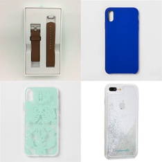 150 Pcs - Electronics & Accessories - New - Retail Ready - Heyday, CASE-MATE, FitBit, OLINKIT