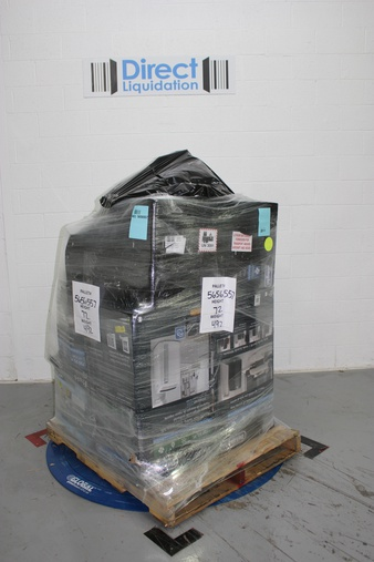 Pallet – 7 Pcs – Air Conditioners – Customer Returns – HAIER