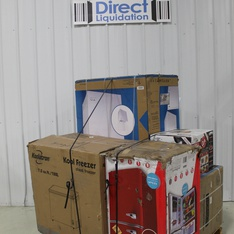 Pallet – 5 Pcs – Freezers, Refrigerators, Griddles & Skillets, Bar Refrigerators & Water Coolers – Customer Returns – Thomson, Ninja