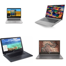 11 Pcs – Laptop Computers – Refurbished (GRADE C) – LENOVO, ACER, HP, Apple