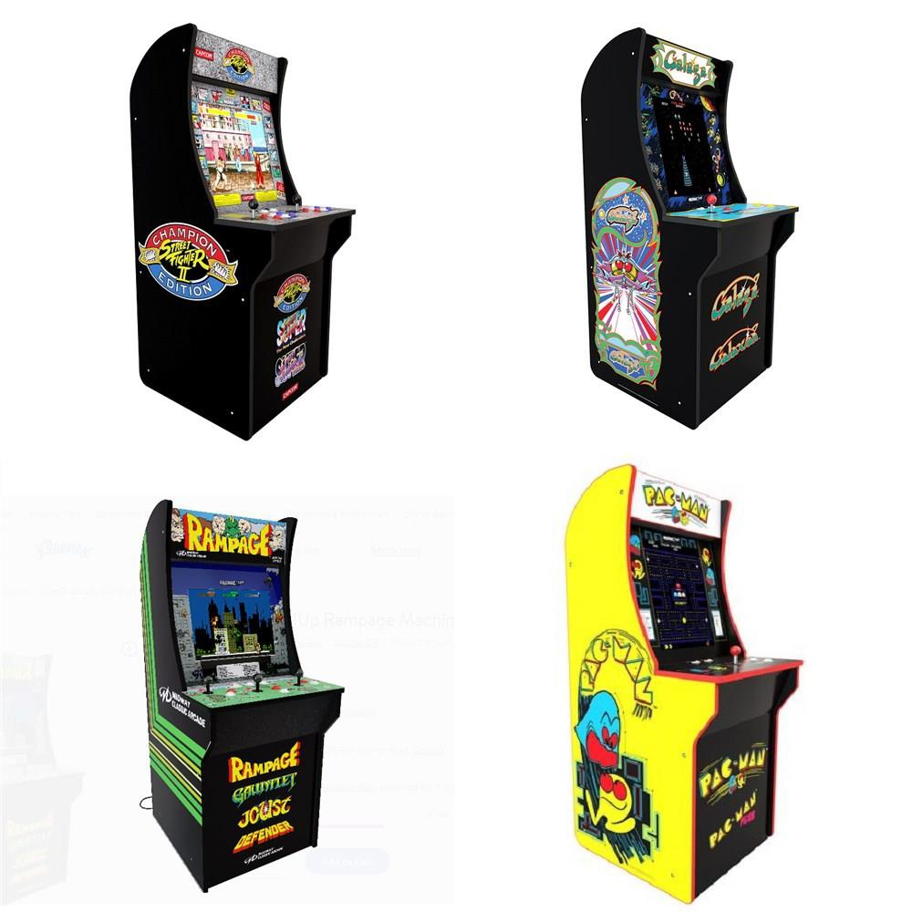 Pallet - 14 Pcs - Video Games & Gaming Software - Customer Returns - Arcade  1UP, ARCADE1up, Red Planet