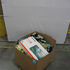Pallet – 380 Pcs – Other, DVD & Blu-ray Players, Batteries, DVD Discs – Customer Returns – Onn, ENERGIZER, 20th Century Fox, Maximum