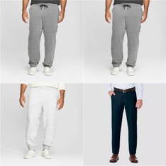 150 Pcs - Men`s Jeans, Pants & Shorts - New - Retail Ready - Haggar H26, Goodfellow & Co, Goodfellow & Co