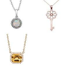 26 Pcs – Jewelry – Like New – Retail Ready – Brilliance Fine Jewelry, Believe by Brilliance