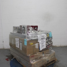 3 Pallets – 523 Pcs – Accessories, Other, Keyboards & Mice, Chargers – Customer Returns – Blackweb, Onn, Select Surfaces, Hyper Tough