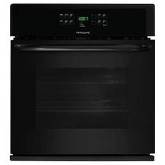 Pallet – Frigidaire FFEW3025PB Self-cleaning Single Electric Wall Oven, Black – Brand New – Damaged Box – Frigidaire