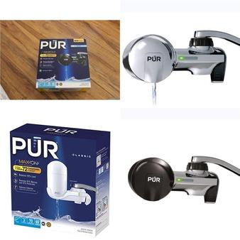 Pallet – 161 Pcs – Hardware, Kitchen & Dining – Customer Returns – Kaz, PUR, Kidde, Dolfino