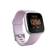 19 Pcs – Fitbit FB415SRLV Versa Lite Edition SmartWatch with Small & Large Band, Lilac – Refurbished (GRADE A)