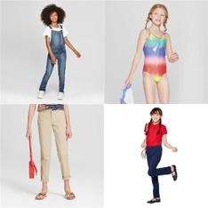 417 Pcs - Clothing -> Girls - New - Retail Ready - Cat & Jack, art class, C9 Champion, Grayson Social