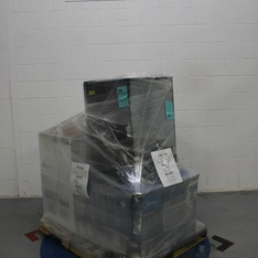 Pallet - 3 Pcs - Bar Refrigerators & Water Coolers - Customer Returns - Galanz