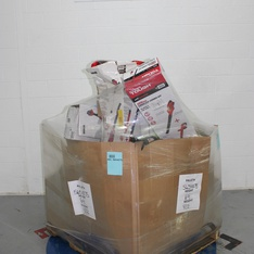 Pallet - 13 Pcs - Air Conditioners, Accessories, Power Tools - Tested NOT WORKING - Hyper Tough, GreenWorks, Midea, Briggs & Stratton