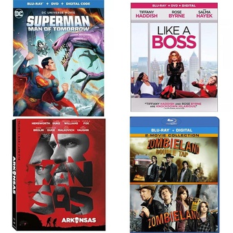 26 Pcs – Movies & TV Media – Open Box Like New, New, Used – Retail Ready – Warner, Paramount, Lionsgate, Sony Pictures Home Entertainment