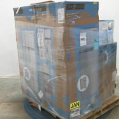 Pallet – 5 Pcs – Refrigerators, Freezers, Bar Refrigerators & Water Coolers, Heaters – Customer Returns – Thomson, RCA