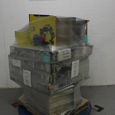 Pallet - 12 Pcs - Video Games - Other - Customer Returns - ARCADE1up, Red Planet