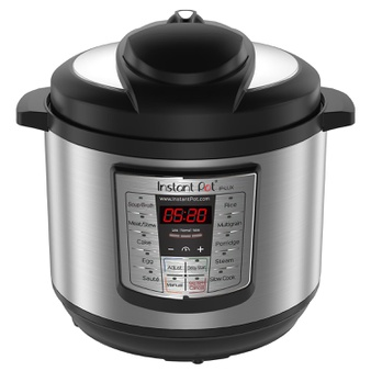 Pallet – 58 Pcs – Instant Pot IP-LUX80 8 Qt 6-in-1 Multi- Use Programmable Pressure Cooker – Like New – Retail Ready
