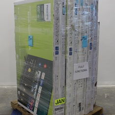 Pallet - 5 Pcs - TVs - Customer Returns - Philips, LG