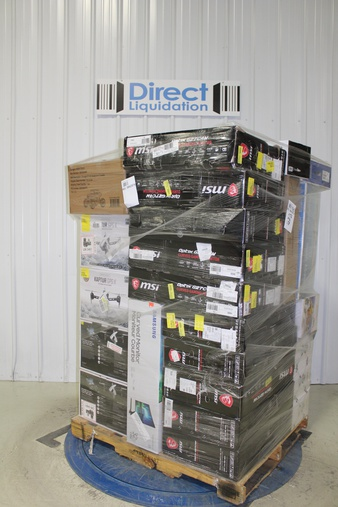 13 Pallets – 4894 Pcs – Other, LG, Drones & Quadcopters Vehicles, Samsung – Tested NOT WORKING – Onn, Motorola, LG, Core Innovations