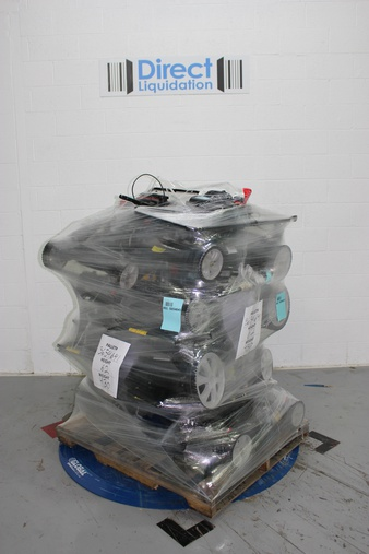 Pallet – 8 Pcs – Mowers – Damaged / Missing Parts – Murray, Snapper
