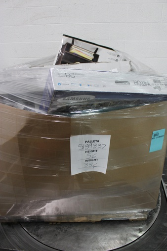 12 Pallets – 3263 Pcs – In Ear Headphones, Other, Cordless / Corded Phones, Accessories – Customer Returns – Tzumi, RCA, VTECH, LG