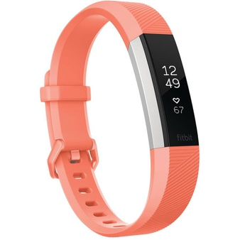50 Pcs – Fitbit FB408SCRS Alta Heart Rate Monitor, Coral – Refurbished (GRADE B)