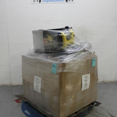 Pallet - 38 Pcs - Hardware, Floor Care - Customer Returns - Select Surfaces, Dyno Exchange