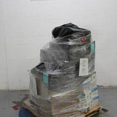 Pallet – 147 Pcs – Electronics Accessories – Customer Returns – Blackweb, Wire Trak, Onn, EMATIC