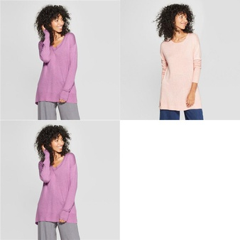 100 Pcs – T-Shirts, Polos, Sweaters & Cardigans – New – Retail Ready – A New Day
