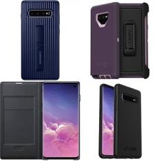 211 Pcs - Cellular Phones Accessories - Like New, Open Box Like New, New Damaged Box, Used - OtterBox, Samsung, Belkin, Jabra