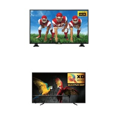 50 Pcs – LED/LCD TVs – Refurbished (GRADE A) – RCA
