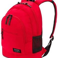 100 Pcs – SWISSGEAR SA282I Laptop Backpack (RED) – New – Retail Ready